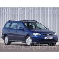Поколение Vauxhall Astra G 5 дв. универсал