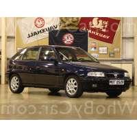 Поколение Vauxhall Astra F 5 дв. хэтчбек