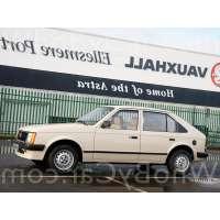 Поколение Vauxhall Astra D 5 дв. хэтчбек