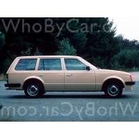 Поколение Vauxhall Astra D 5 дв. универсал