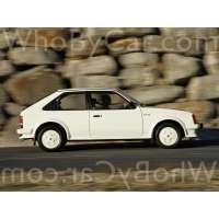 Поколение Vauxhall Astra D 3 дв. хэтчбек