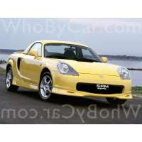 Поколение Toyota MR2 III (W30) купе