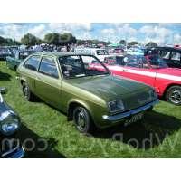 Поколение Vauxhall Chevette 3 дв. хэтчбек
