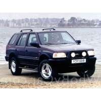Поколение Vauxhall Frontera A 5 дв. внедорожник