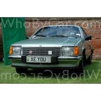 Поколение Vauxhall Royale купе