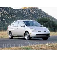 Поколение Toyota Prius I (NHW11) рестайлинг