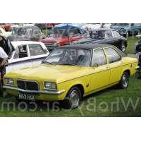 Поколение Vauxhall Victor FE седан