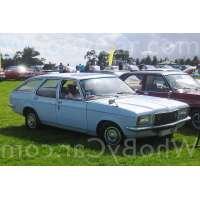 Поколение Vauxhall Victor FE 5 дв. универсал