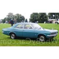 Поколение Vauxhall Victor FD седан