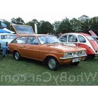 Поколение Vauxhall Viva HC 3 дв. универсал