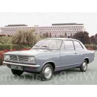 Поколение Vauxhall Viva HB 2 дв. седан
