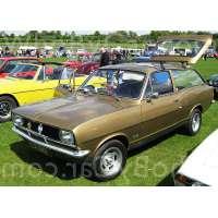 Поколение Vauxhall Viva HB 3 дв. универсал