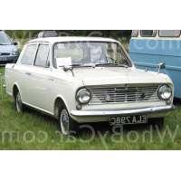 Поколение Vauxhall Viva HA