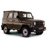 Поколение УАЗ Hunter открытый внедорожник