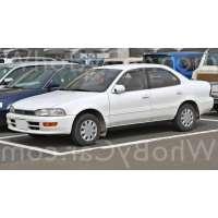 Поколение Toyota Sprinter VII (E100)