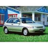 Поколение Toyota Tercel IV (L40) 3 дв. хэтчбек