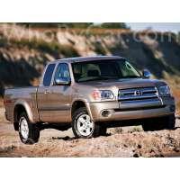Поколение Toyota Tundra I пикап с двойной кабиной рестайлинг