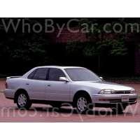 Поколение Toyota Vista III (V30)