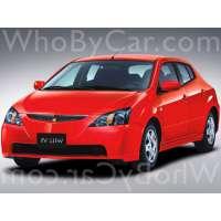 Поколение Toyota WiLL II (VS)