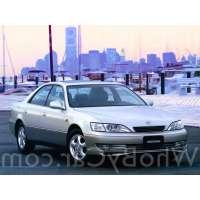 Поколение Toyota Windom II (XV20)