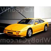 Поколение Venturi 210 купе