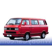 Поколение Volkswagen Caravelle T3