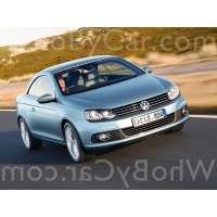 Поколение Volkswagen Eos I рестайлинг