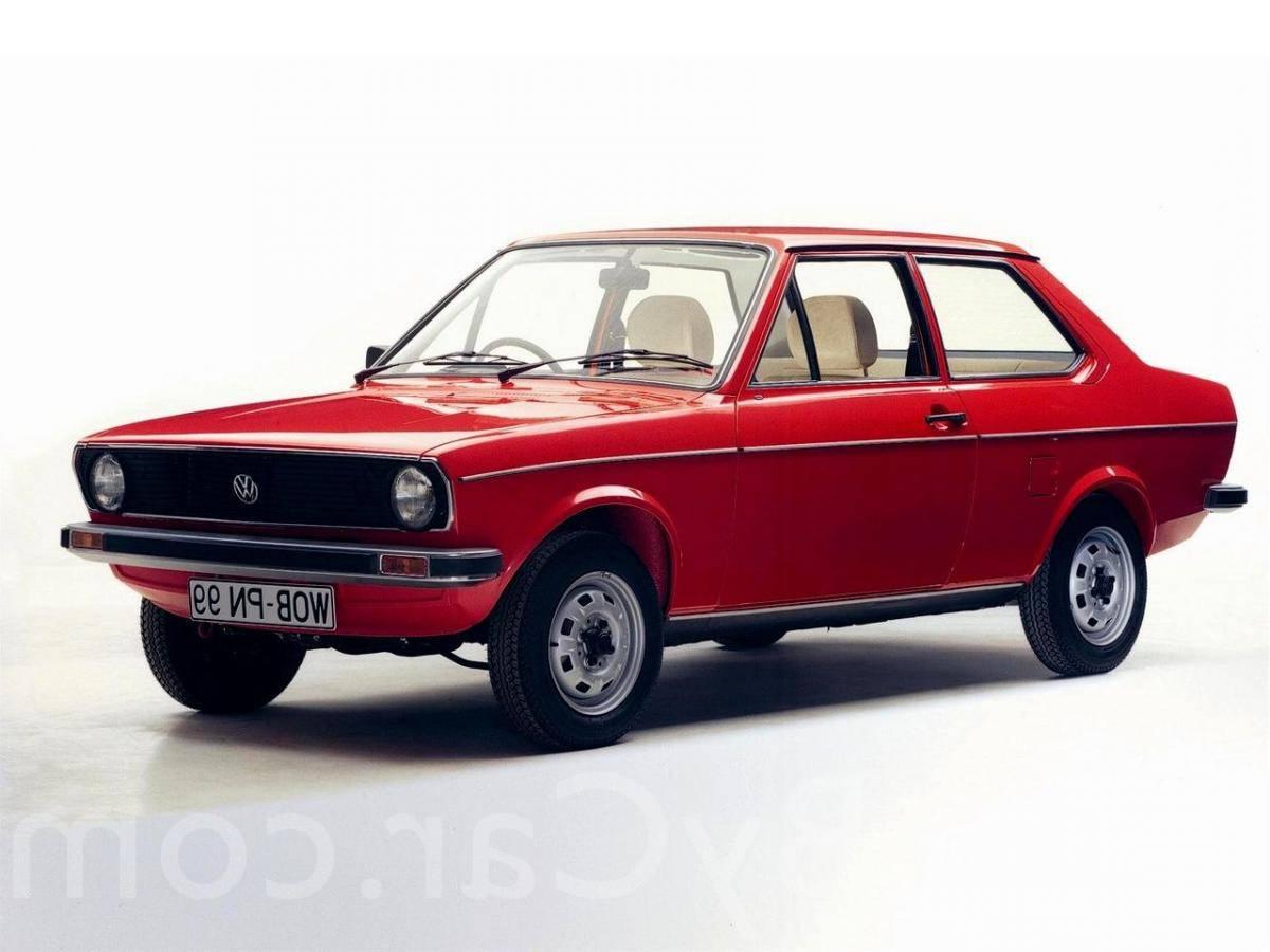 Volkswagen derby pics - auto-databasecom