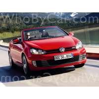 Поколение Volkswagen Golf GTI VI кабриолет