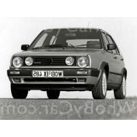 Поколение Volkswagen Golf GTI II 5 дв. хэтчбек