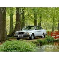 Поколение Volvo 260 Series 2 дв. седан