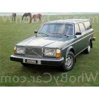 Поколение Volvo 260 Series 5 дв. универсал