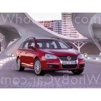 Поколение Volkswagen Golf V 5 дв. универсал