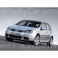 Поколение Volkswagen Golf V 5 дв. хэтчбек