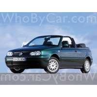Поколение Volkswagen Golf IV кабриолет