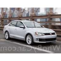 Поколение Volkswagen Jetta VI рестайлинг