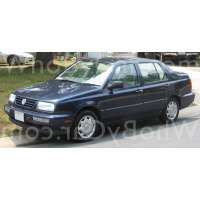 Поколение Volkswagen Jetta III