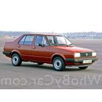 Поколение Volkswagen Jetta II