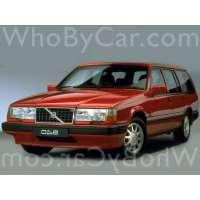 Поколение Volvo 940 5 дв. универсал