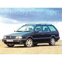 Поколение Volkswagen Passat B3 5 дв. универсал