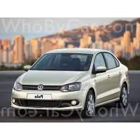 Поколение Volkswagen Polo V седан