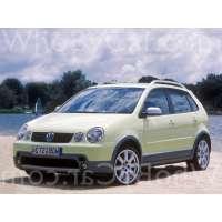 Поколение Volkswagen Polo IV 5 дв. хэтчбек