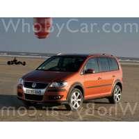 Поколение Volkswagen Touran I рестайлинг