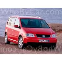 Поколение Volkswagen Touran I