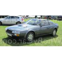Поколение Aston Martin V8 Zagato купе