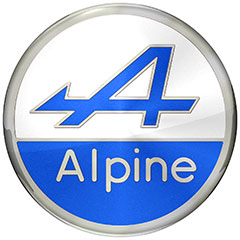 Модели автомобилей Alpine (Альпине)
