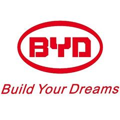 Модели автомобилей BYD (БИД)