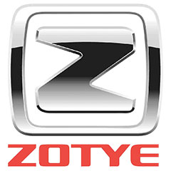 Модели автомобилей Zotye