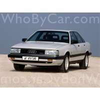 Модель Audi 200