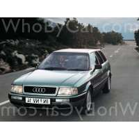 Модель Audi 80